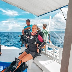 Working As A Dive Instructor